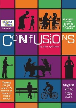 Alan Ayckbourn : 'Confusions'