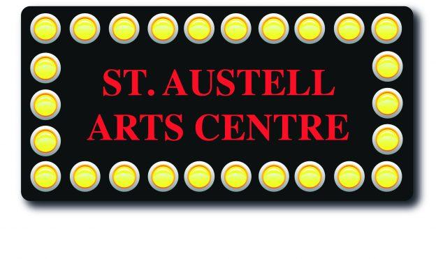 St Austell Arts Centre logo