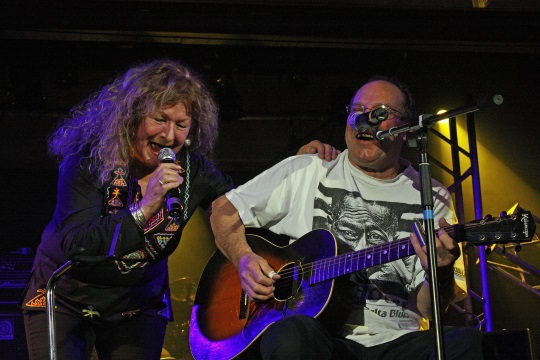 Maggie Bell & Dave Kelly
