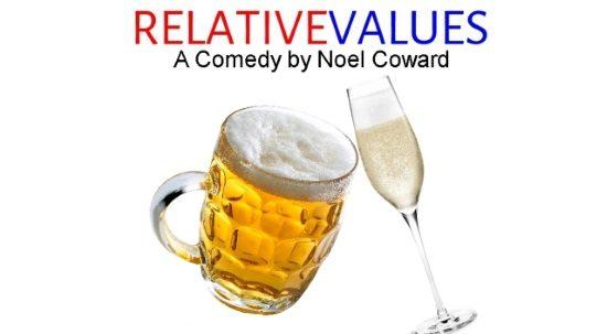 Noel Coward's 'Relative Values'