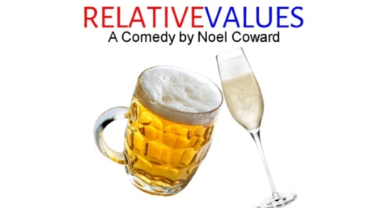 Noel Coward's 'Relative Values'