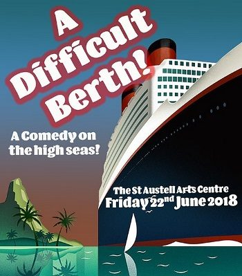 A Difficult Berth! A Comedy On The High Seas