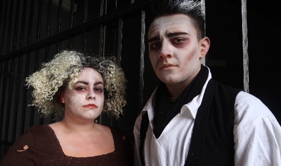 Bodmin Musical Theatre 'Sweeney Todd'