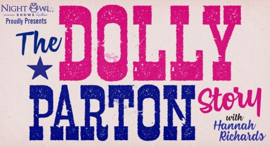 The Dolly Parton Story, with Hannah Richards