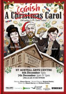 A Cornish Carol poster