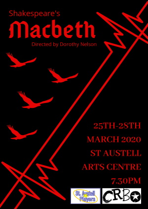 St Austell Players : 'Macbeth'