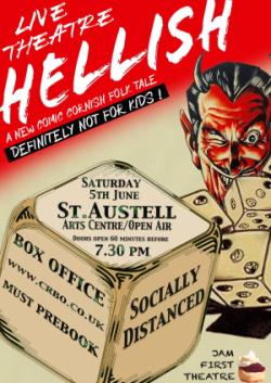 Jam First Theatre 'Hellish'
