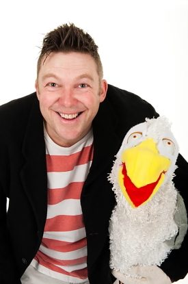 Squashbox Theatre - Craig Johnson & Friend