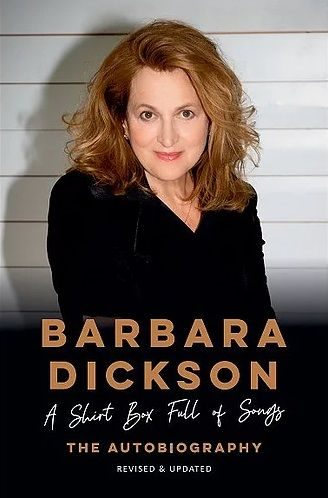 Barbara Dickson 'Shirt Box Full of Songs'