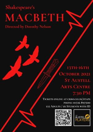 St Austell Players 'Macbeth'